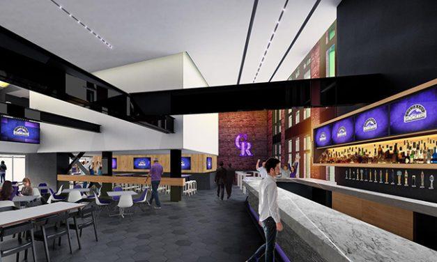 Mile-High Makeovers For Ballpark