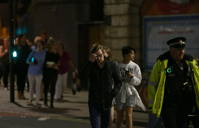 Report Lauds Manchester Arena Personnel