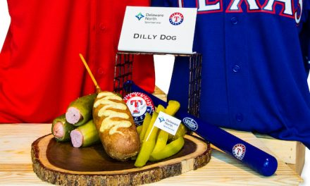 Rangers' Dilly Dog Goes Boom