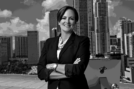 KIM STONE, GENERAL MANAGER, AMERICANAIRLINES ARENA