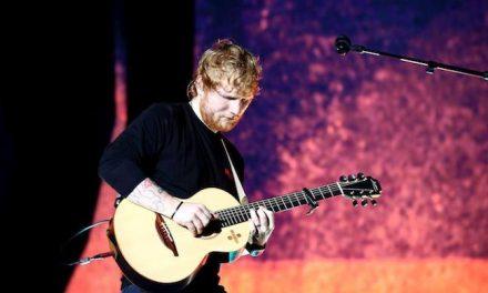 Sheeran Sells A Million Tickets