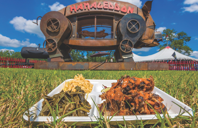 Bonnaroo's Other All-Star Lineup: Food