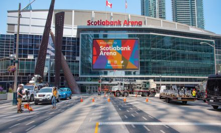 In Toronto, Scotiabank Deal Kicks In