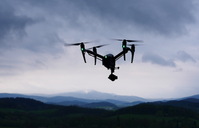 Tracking The Threat Of Drones
