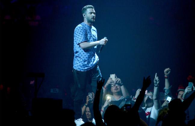 At Midpoint, Timberlake Tour At $125M
