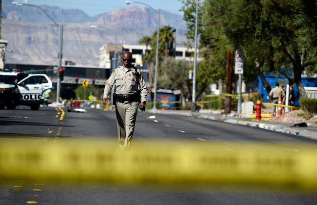 A YEAR AFTER ROUTE 91, NEW VIGILANCE AT EVENTS