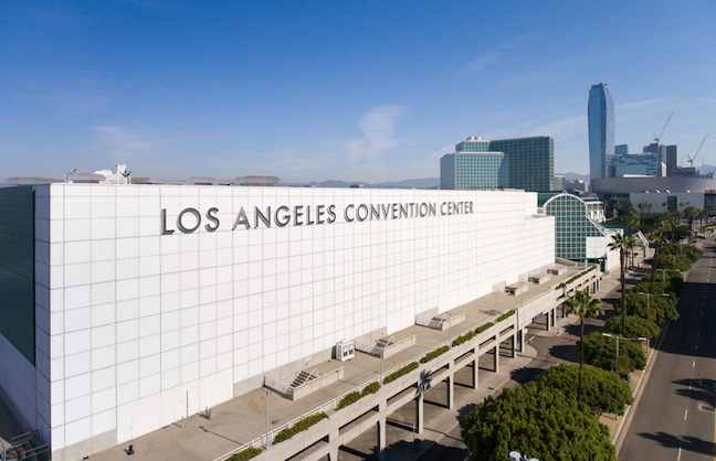 UPPING THE STANDARD: 5G HITS CONVENTION CENTERS