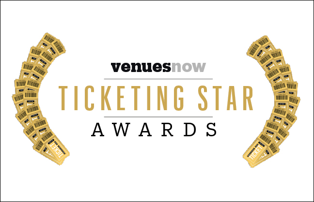 Vote for the 2019 VenuesNow Ticketing Star Awards by Nov. 25!