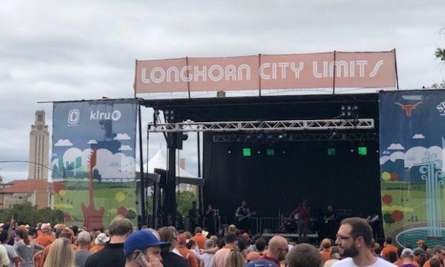 Longhorns Lasso New Concert Series