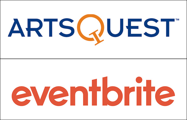 ArtsQuest, Eventbrite Partner