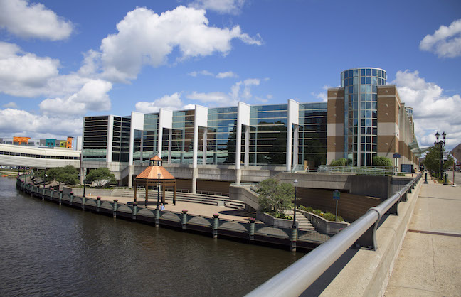 Will convention centers look to naming rights?