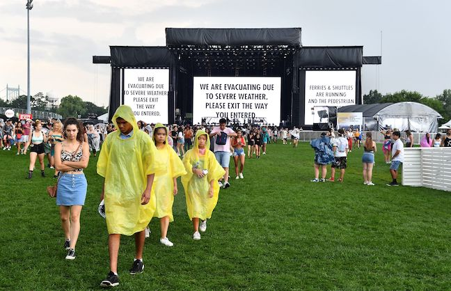After a Year of Wild Weather, Uncertainty in Festival Insurance
