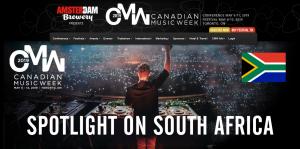 Canadian Music Week Conference @ Sheraton Center Toronto Hotel