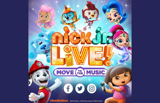 VStar, Nickelodeon Enter Exclusive Deal