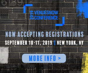2019 VenuesNow Conference @ The Conrad Hotel