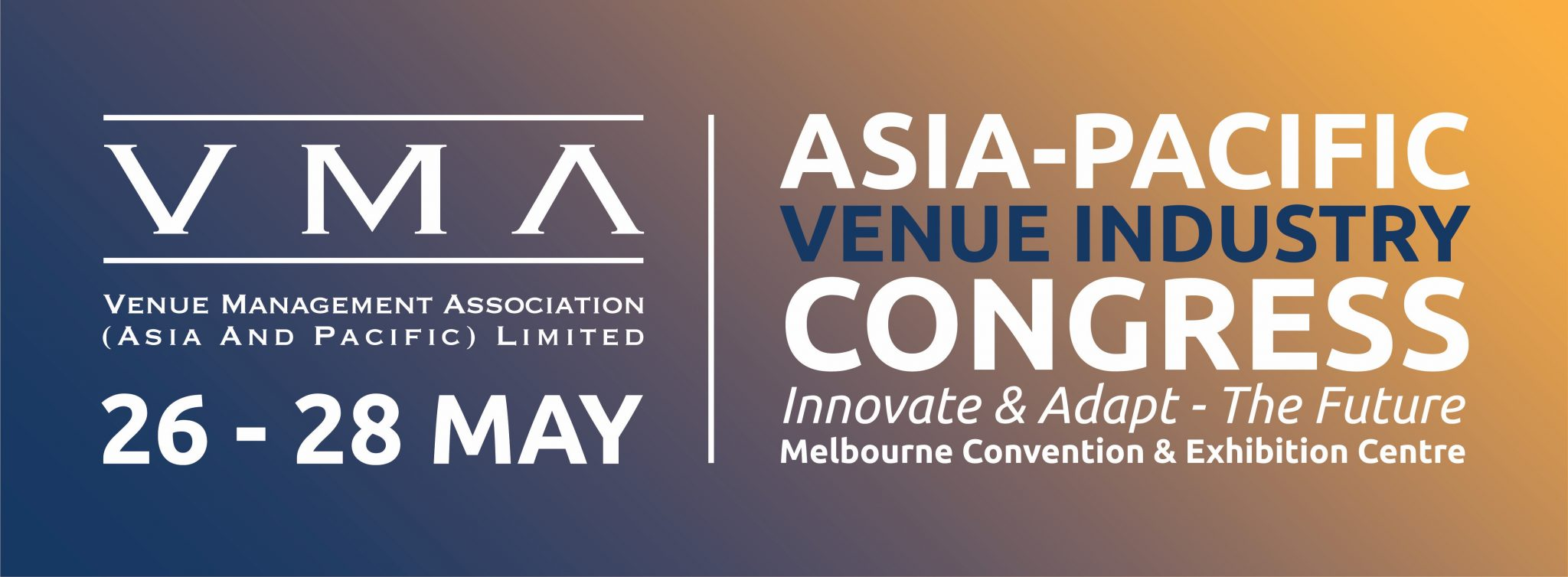 Asia-Pacific Venue Industry Congress @ Melbourne Convention & Exhibition Centre