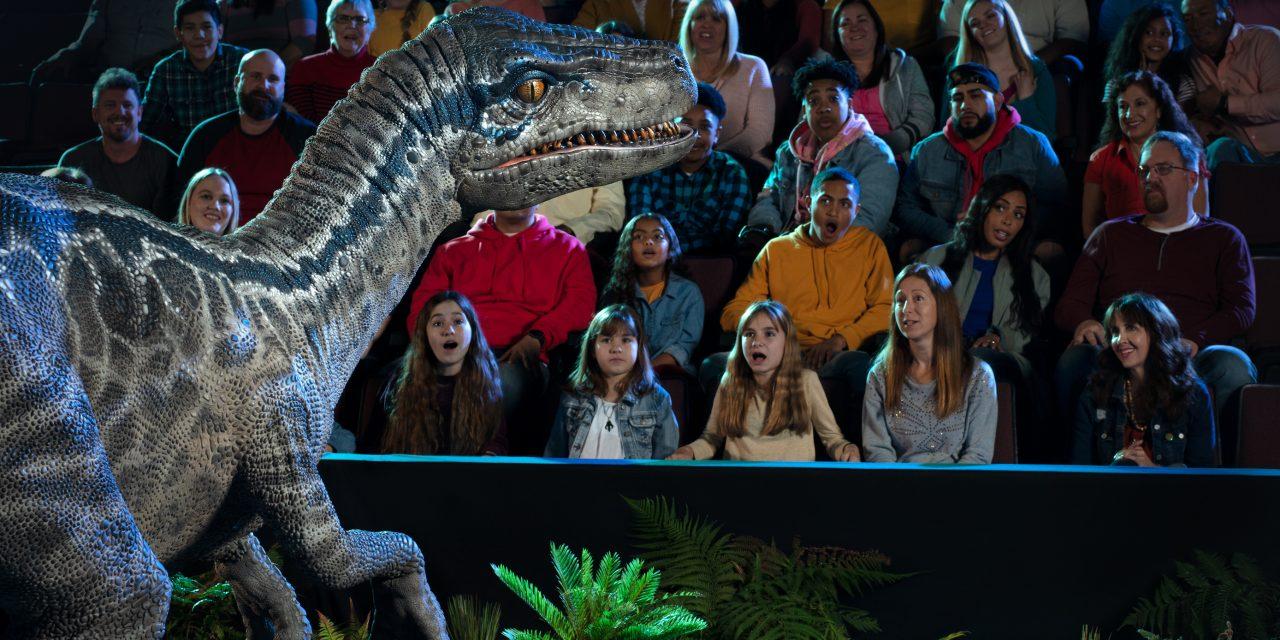 Jurassic World Live Tour: Kid Dino-Mite!