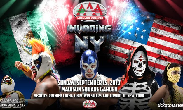Top Mexican Wrestling Group Coming to MSG