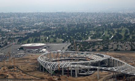 Sources: SoFi Putting Name on Inglewood Stadium