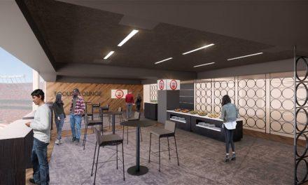 Arrowhead Stadium Getting Foolish Lounge