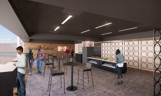 Arrowhead Stadium Getting Foolish Lounge