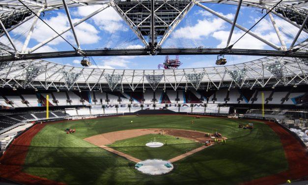 MLB Bringing Baseball Food to London