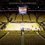 NBA's Time Winds Down at Oracle