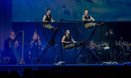 Cirque Musica's Holiday Show Returns