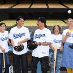 Chefs Pop Up for Dodgers' Series