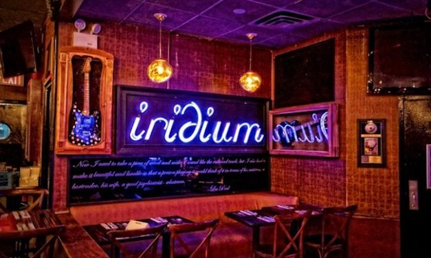 The Iridium: A Small Big Deal