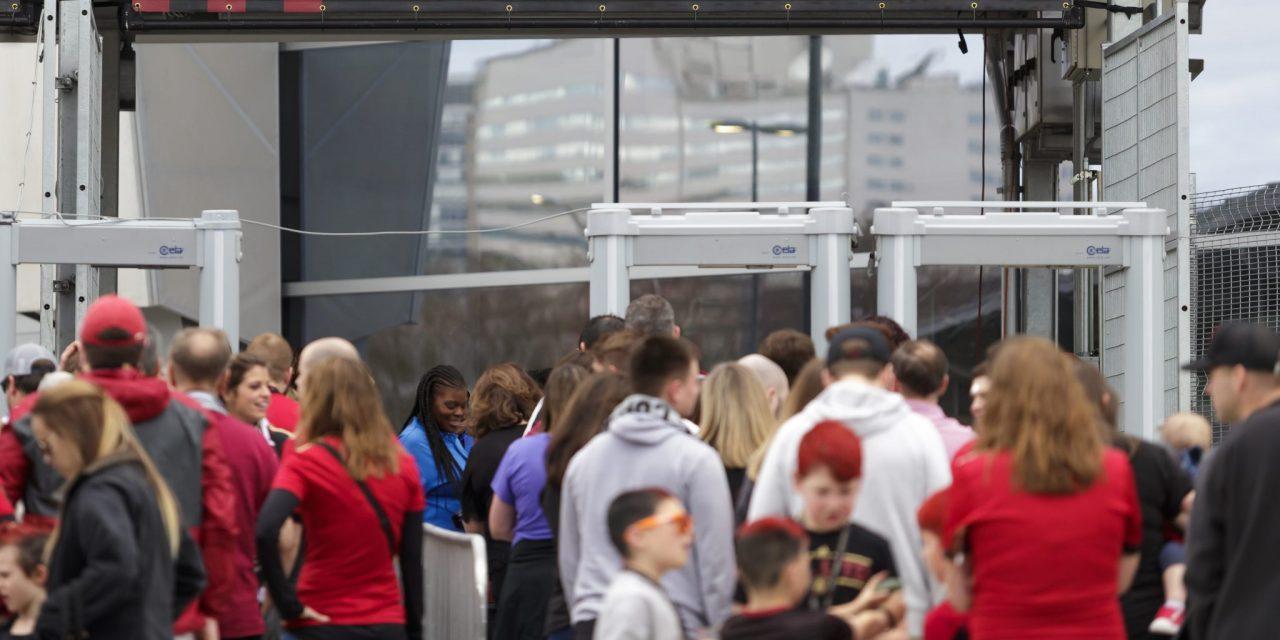 Metal Detectors Remain Staple of Venue Security