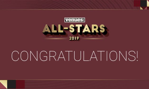 2019 VenuesNow All-Stars: Chris Del Conte