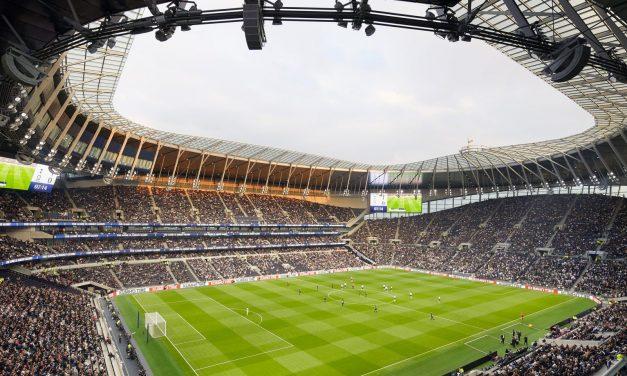 NFL Arrives at Tottenham Stadium Sunday